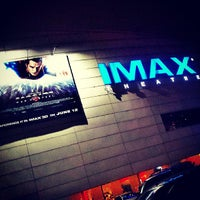 Photo taken at IMAX Theatre by Jesse F. on 6/12/2013
