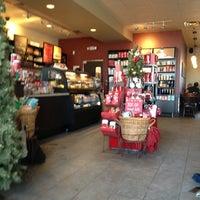 Photo taken at Starbucks by Caroline R. on 12/20/2012