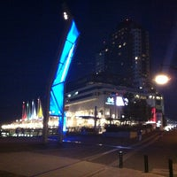 Photo taken at Mahony & Sons Burrard Landing by Adam P. on 7/12/2012