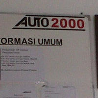 Photo taken at AUTO2000 by Muhammad R. on 8/2/2012