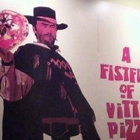 Photo taken at Vitta Pizza by Thomas O. on 4/10/2012