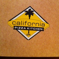 Photo taken at California Pizza Kitchen by Eric S. on 9/2/2012