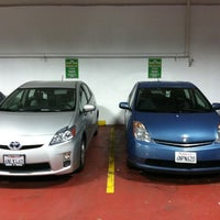 Photo taken at Expresso Parking by Ira S. on 4/10/2011