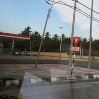 Photo taken at Esso by 9M2IBR I. on 4/3/2011