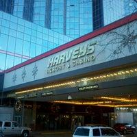 Photo taken at Harveys Lake Tahoe Resort & Casino by Chris P. on 12/18/2011
