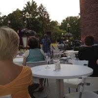 Photo taken at Shiraz Wine Experience & Art Cafe by Sandra Mae on 7/2/2012