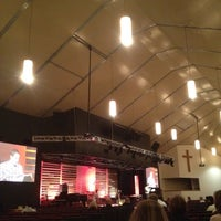 Photo taken at Harvester Christian Church by Steve R. on 2/12/2012