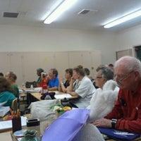 Photo taken at Rinaldi Adult School by Edward H. on 10/26/2011
