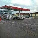 Photo taken at Anloga Junction by Nana Kwaku S. on 7/5/2012