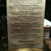 Photo taken at Mcclellan's Sports Bar by Ben S. on 2/16/2012