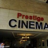 Photo taken at Prestige Cinema by A. O. on 12/4/2011