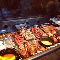 Photo taken at Hard Eight BBQ by LJ on 8/1/2012