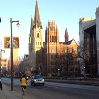 Photo taken at Marquette University by Father M. on 1/31/2012