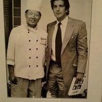 Photo taken at Chef Chu's by Matt R. on 9/6/2011