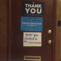 Photo taken at Obama for America - Kansas by GG on 6/14/2012