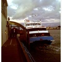 Photo taken at Devonport Ferry Terminal by Mark W. on 2/24/2011