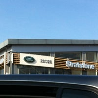 Photo taken at Listers Land Rover Solihull by Dave K. on 3/11/2012
