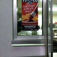 Photo taken at Steak 'n Shake by Kristen G. on 12/11/2011