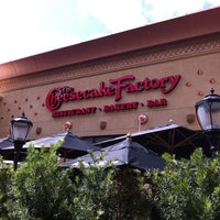 Photo taken at The Cheesecake Factory by Blair on 8/6/2011