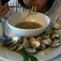 Photo taken at La Vie Cafe 魔法私廚 by Ai Lian L. on 4/9/2011