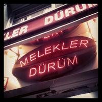 Photo taken at Melekler Ocakbaşı by Baran S. on 9/7/2012