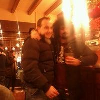 Photo taken at La Taverna Del Duca by Carlo Z. on 1/28/2012