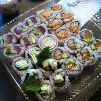 Photo taken at Nizi Sushi by Joe A. on 7/7/2012