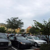 Photo taken at Lake Buena Vista Factory Stores by Cristhian R. on 8/17/2012