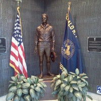 Photo taken at Gerald R. Ford Presidential Museum by John W. on 10/2/2011