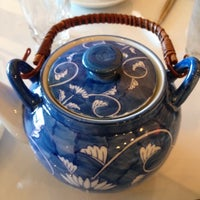Photo taken at Jasmine Tea House by Linda K. on 3/5/2012