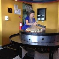 Photo taken at Bambai Mongolian Grill by Jen C. on 8/2/2012