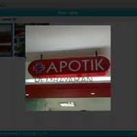 Photo taken at Apotik Melawai by Agung O. on 8/1/2012