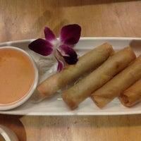 Photo taken at Osha Thai Restaurant by Lucky J. on 12/30/2011