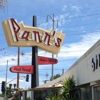 Photo taken at Pann's Restaurant & Coffee Shop by Dalton H. on 7/18/2012
