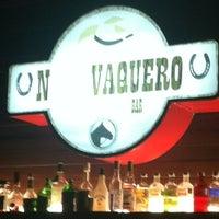 Foto tomada en New Vaquero por Milton B. el 3/17/2012