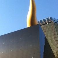 Photo taken at リバーピア吾妻橋 by oicho s. on 4/8/2012