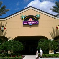 Photo taken at Seminole Casino by Johnny L. on 3/9/2011
