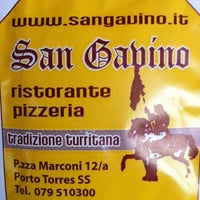 Photo taken at Ristorante San Gavino by Marco P. on 5/29/2011