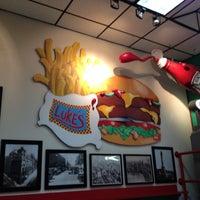 Photo taken at Luke's Italian Beef by Adam C. on 6/30/2012