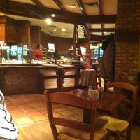Photo taken at La Madeleine Country French Café by Roxana A. on 11/26/2011