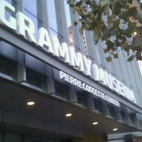 Photo taken at The GRAMMY Museum by sss on 11/27/2011
