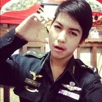 Photo taken at กองบัญชาการกองพลทหารปืนใหญ่ by Inn T. on 11/23/2011
