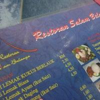 Photo taken at Restoran Salam Belanga by ariff j. on 11/18/2011
