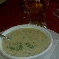 Photo taken at Bona's Polish Restaurant by Basia K. on 7/22/2011
