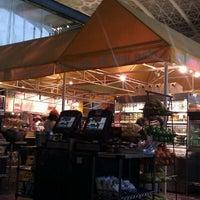 Photo taken at Au Bon Pain by Sandy W. on 12/17/2011