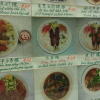 Photo taken at Kim Kee Express Noodle House by Kin L. on 2/10/2012