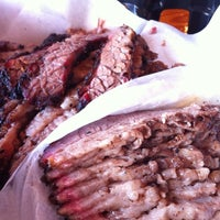 Photo taken at Rudy's Country Store & Bar-B-Q by Gary C. on 3/10/2011