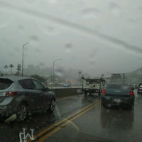 Photo taken at Interstate 405 (San Diego Freeway) by Paul R. on 10/5/2011