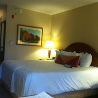 Photo taken at Hilton Garden Inn by Ally O. on 5/23/2012