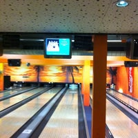 Photo taken at BOWLERO by Christian S. on 10/21/2011